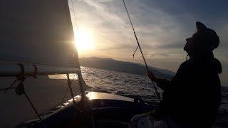 Day sailing to Urla Islands with a Wayfarer Dinghy