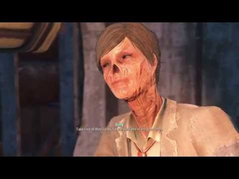 Fallout 4: Giving The Cure To Daisy