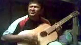 Казахский зек зажигает на зоне)) /Modern Talking song. Fun stuff)))