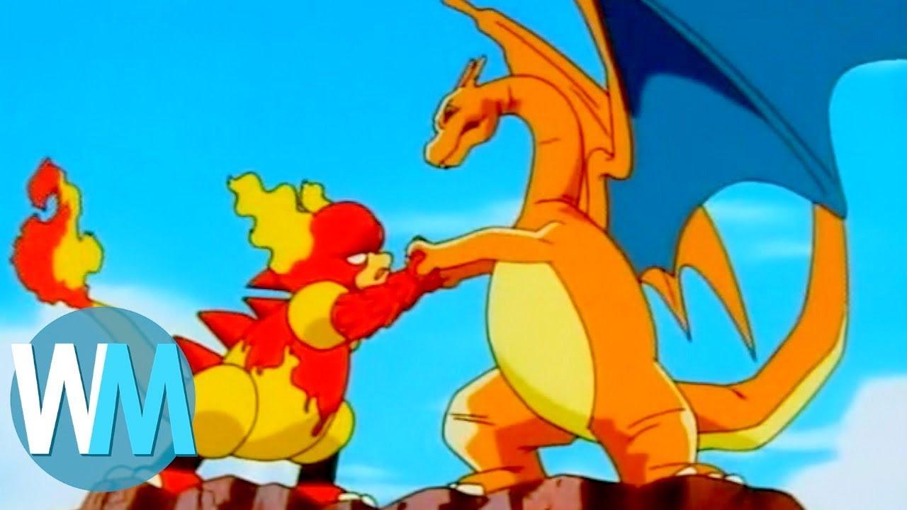 Top 10 Des Combats De Pokémon Les Plus Incroyables Des Animés