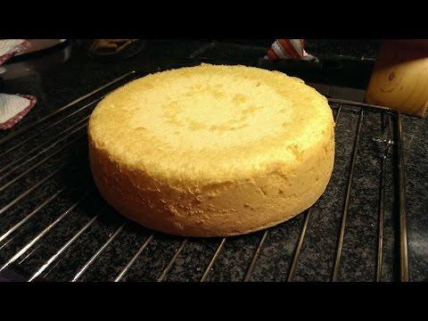 Pan di spagna alto e soffice (6uova)