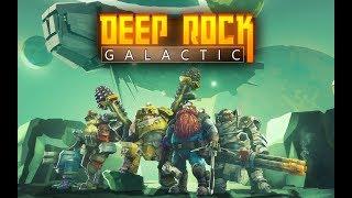 [Новинка] Deep Rock Galactic - Дворфы-шахтеры в космосе. Обзор игры в дуо с VOLKOFRENIA.