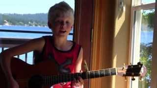 Florida Georgia Line - Cruise acoustic cover by Carson Lueders