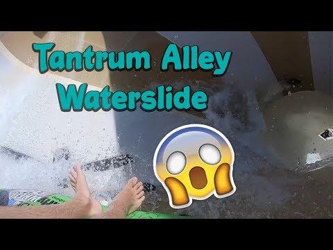 Tantrum Alley – onride POV | Wild Wadi Waterpark Dubai