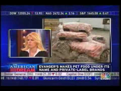 Consumer News & Business Channel - Evanger's Dog Food