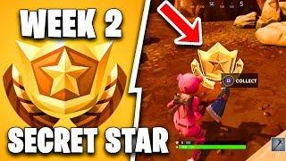 Secret Season 7 Week 2 Battlestar Location Guide - fortnite battle royale