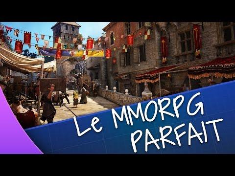 Le MMORPG Parfait ♦️ Nouveau concept !