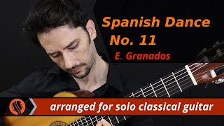 Spanish Dance No. 11 'Zambra' by E. Granados (arranged by Emre Sabuncuoglu)