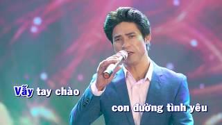 Karaoke | Vẫy Tay Chào - Chế Kha