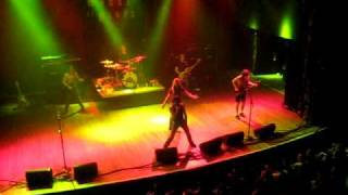 BACK IN BLACK - AC/DC tribute band - Thunderstruck - House of Blues - 9-5-09