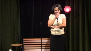 April Gooding stand up 10/4/14