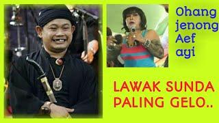 Download lagu LAWAK SUNDA paling Gelo -  Nendang Ngakaknya, OHANG, JENONG, AEF DAN AYI
