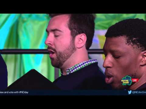 Sacred Music Choir Performance - Notre Dame Day 2016