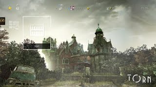 TORN - The Mansion Free PS4 Theme