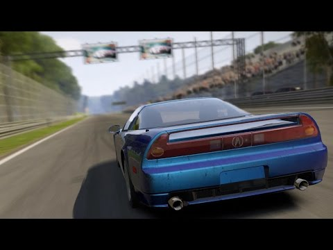 Need For Speed: Shift 2 Unleashed - Acura NSX - Test Drive Gameplay (HD) [1080p60FPS]