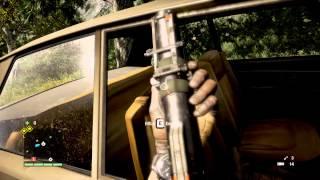 Far Cry 4 [Gameplay PC , 1080p , Ultra , FX-4300 - R9 280x]