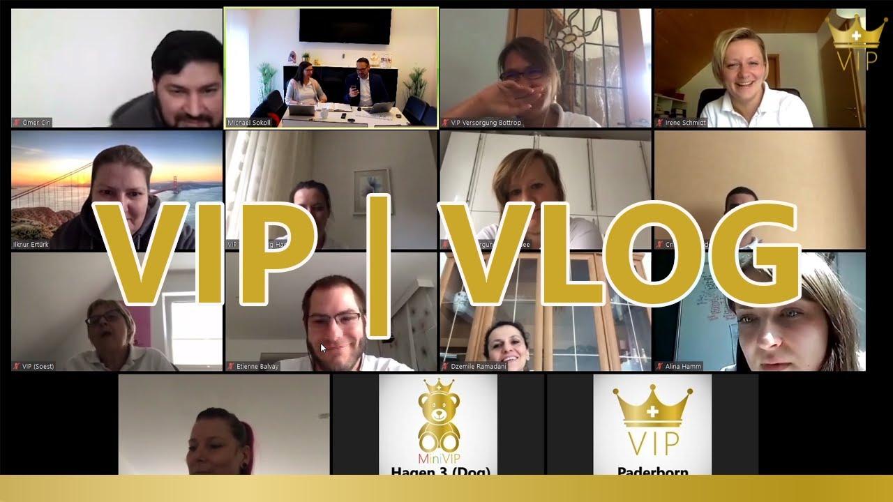 Neuigkeiten im VIP-Vlog