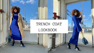 Iamsimplyk #TrenchCoats #SpringPieces #SpringWardrobe Welcome back to my channel! Today's video is a quick trench coat lookbook. Trench coats are my ...