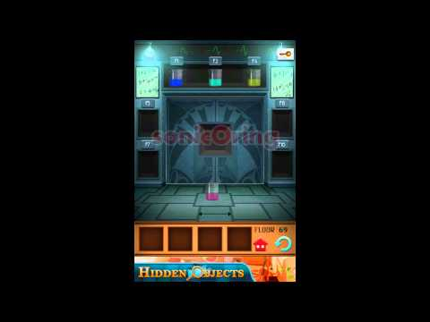 100 Floors Annex Level 69 Walkthrough Youtube