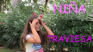 NIÑA TRAVIESA / COMEDIA/ LA DIVERSION DE MARTINA