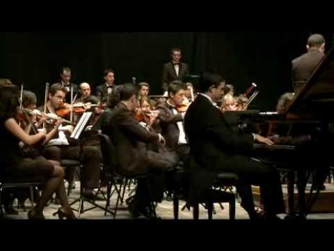 Concierto nº 5 de Beethoven - Emperador. 3er tiempo