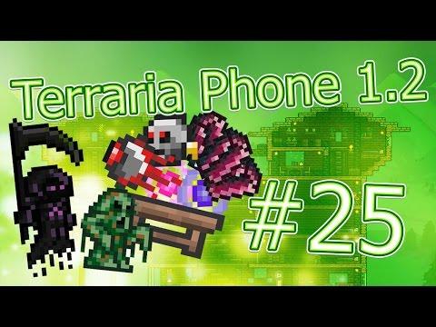видео: lp. hm. terraria phone #25 (Солнечное затмение и подготовка к Окраму)
