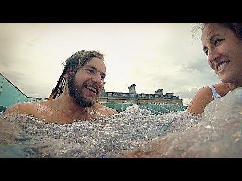 Rooftop Pool - Weekend In Bath 🔱