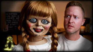 I brought ANNABELLE home...(Trick or Treat Studios Annabelle Prop Replica)