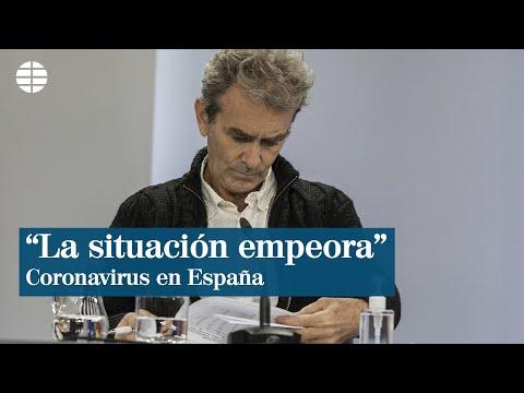 Coronavirus España hoy: