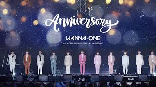 Wanna one anniversary try not to cry challenge
