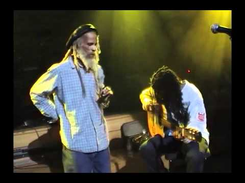 INSPIRATION JAMAIQUE #1 - with Winston Mcanuff & Cedric Myton (The Congos)