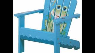 Teamson Kids Froggy Furniture Collection
