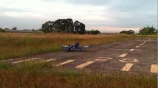 HobbyKing Orange RX 3-Axis Flight Stabilizer Gyro System Test