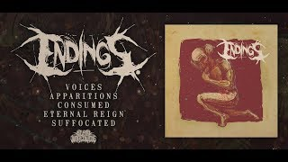 ENDINGS - SELF-TITLED [OFFICIAL EP STREAM] (2018) SW EXCLUSIVE