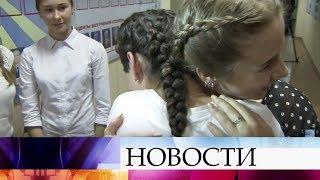 Объявлены имена первых девушек, поступивших вВысшее летное училище вКраснодаре.