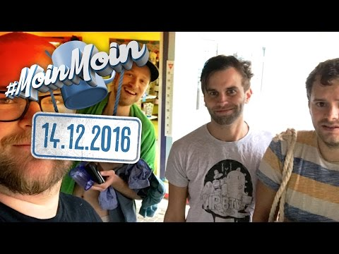 #MoinMoin mit Gunnar, Fabian, Max & Ben | Der große Gran Canaria Urlaub | 14.12.2016
