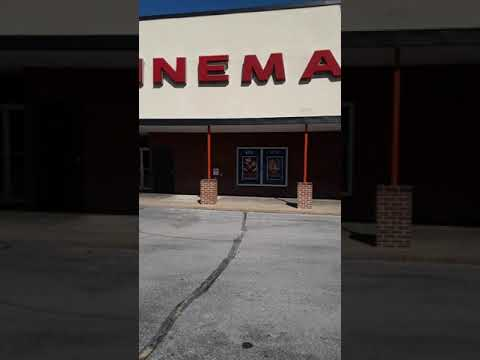 Closed Movie Theatre (Due To Fire) - St. Andrews Cinema