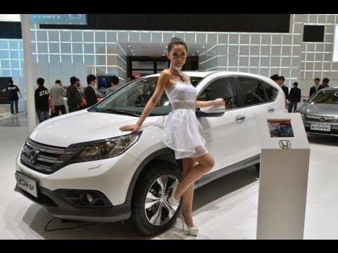Honda News #32 - 2013 HONDA CRV, NEW HONDA JET UPDATE, HONDA RACES FORMULA ONE