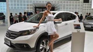 Honda News #32 - 2013 HONDA CRV, NEW HONDA JET UPDATE, HONDA RACES FORMULA ONE