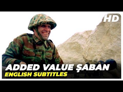Added Value Şaban | Kemal Sunal Turkish Comedy Movie (English Subtitles)