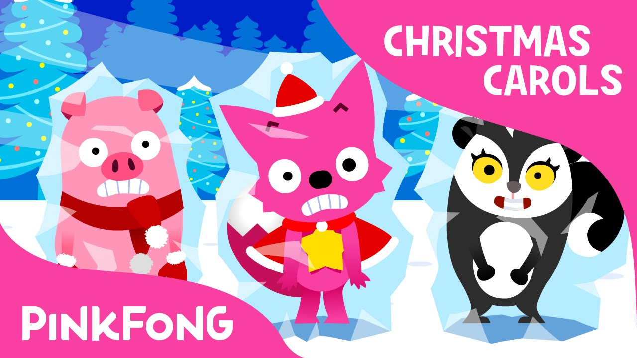 Youtube Christmas.Deck The Halls Christmas Carols Pinkfong Songs For Children