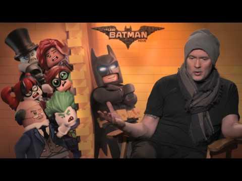Chris McKay Lego Batman Movie Interview