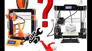 видео 3D-принтер Ultimaker 2 из Китая: выбор, покупка, распаковка