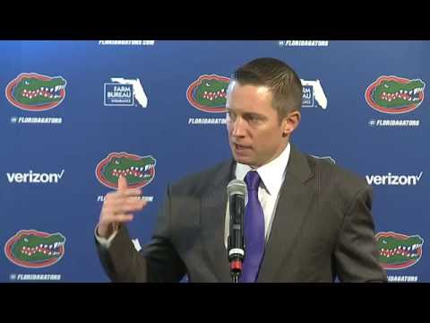 Mike White Press Conference 10-6-16