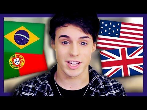 PORTUGUESE vs. ENGLISH Challenge!