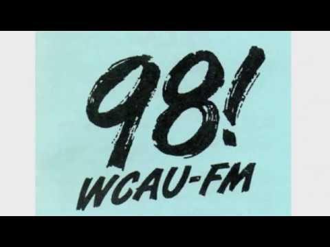 WCAU-FM Hot Hits 98 Philadelphia - Terry Young - Summer 1985