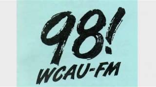 WCAU-FM Hot Hits 98 Philadelphia - Terry Young - Summer 1985