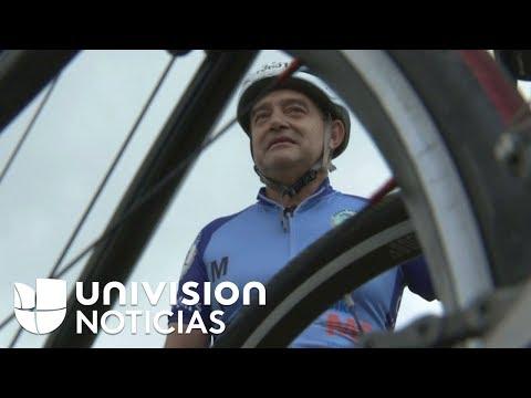 Ciclistas recorrerán América en bicicleta llevando un mensaje de unión y paz