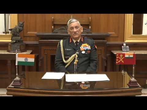 Extraordinary Leadership Talk by Chief of The Army Staff General Bipin Rawat