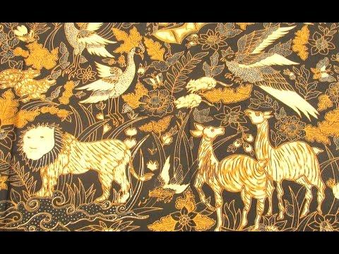 Batik Motif Binatang Jual Kain Batik Online Murah Sridevi Cap